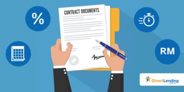 kontrak-pinjaman-peribadi_Direct-Lending
